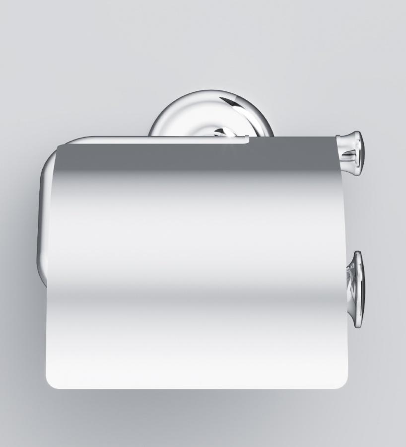 A80341500 Like, Держатель для туалетной бумаги с крышкой