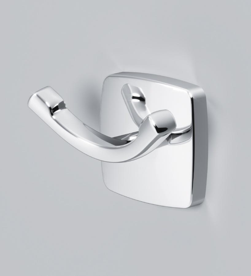 A9035600 Gem, Двойной крючок для полотенец