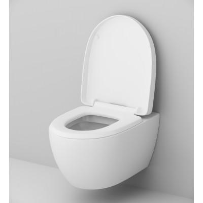 C117852WH Awe сиденье для унитаза микролифт