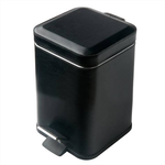 Ведро 3л черное Complementi B92100 NM Colombo