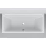 W52A-180-080W-A Inspire 2.0 Ванна акриловая 180х80