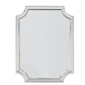 LaDonna Л7/W панель с зеркалом белая Aqwella LAD0207W