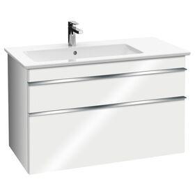 Мебель в комплекте с раковиной (стекло белое) 953х590х502 мм Venticello A926 01 RE Villeroy&Boch